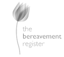 The Bereavement Register logo