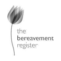 bereavement register logo
